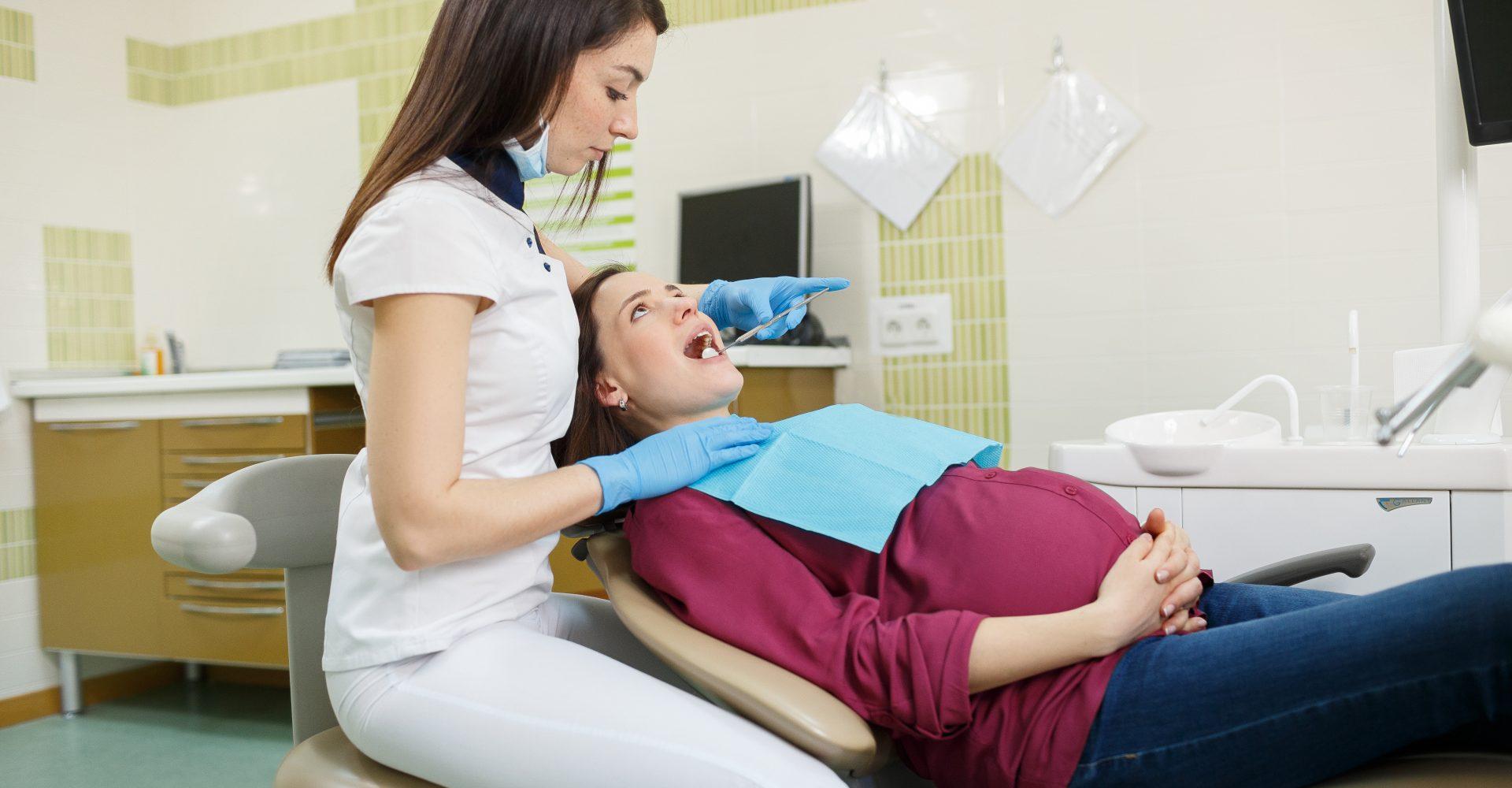 Cura dei denti in gravidanza