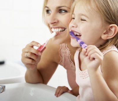 bambini e igiene dentale