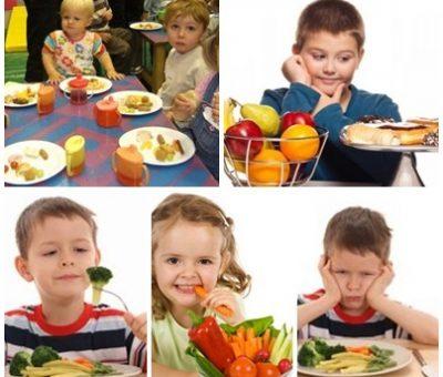 alimentazione corretta in base all'età