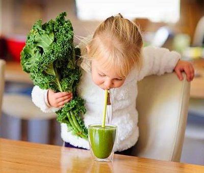 diete veg per bambini?