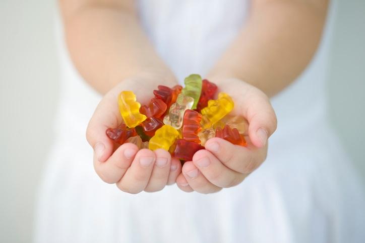 ridurre lo zucchero ai bambini