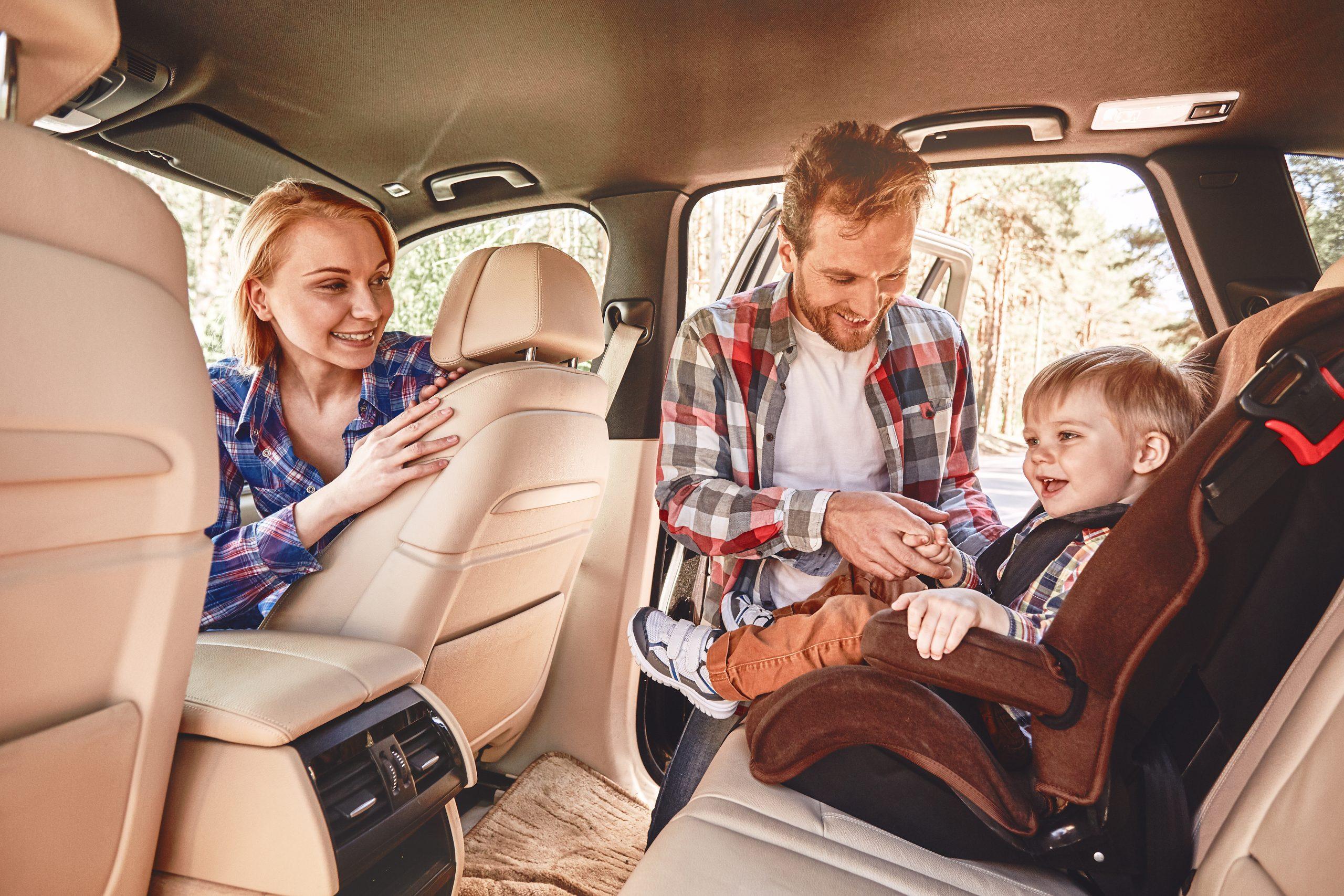 Le auto adatte ai bambini