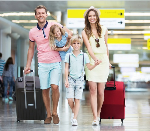 destinazioni per viaggi in famiglia!