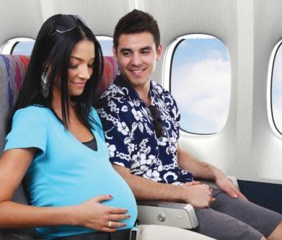 viaggio in gravidanza