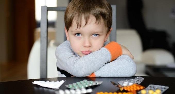 anti depressivi in età scolare