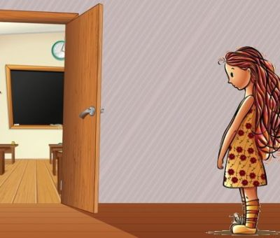 paura di andare a scuola? ecco come fare